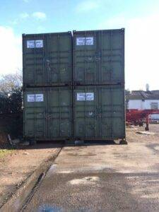 HEAVER BROS SHIPPING CONTAINERS