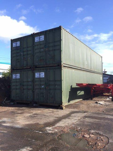 Container Stock for Sale or Hire  Call Heaver Bros Exeter