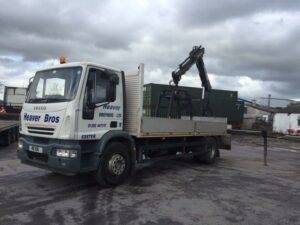 HEAVER BROS GRAB TRUCK