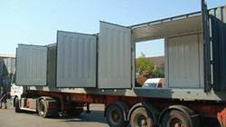 40 ft multi door side opening container for sale
