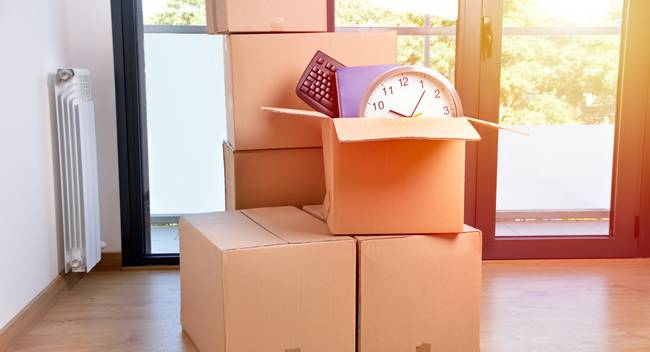 home removals devon