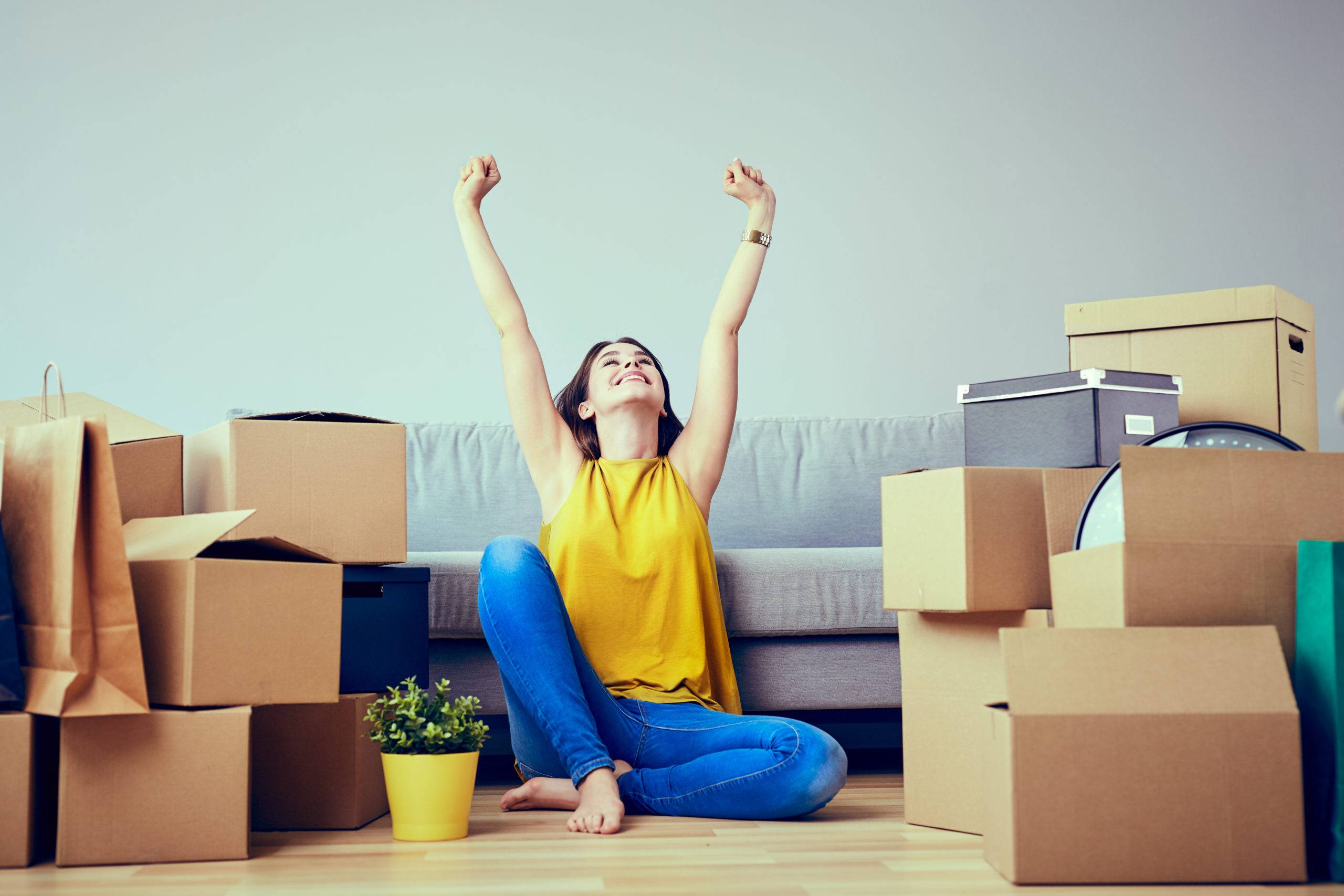 How Self-Storage Can Help You Sell Your Home
