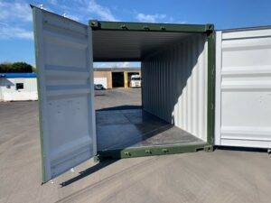 20ft tunnel shipping container