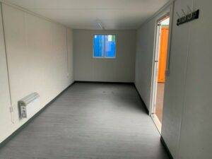interior of anti vandal office for sale