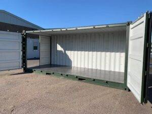 side access container for sale